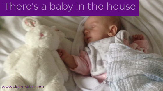 There's a Baby in our House